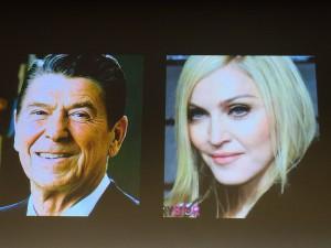 Madonna e sua beleza natura aos 57 anos. Envelhecer com naturalidade