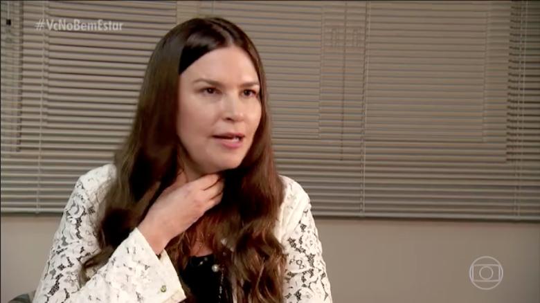 Dra. Luciana Lourenço fala ao programa Bem Estar, da TV Globo, sobre a criolipólise como tratamento para acabar com a papada.