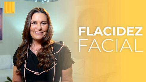 Tratamentos e prevenção da flacidez facial.